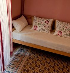 mosaic suite @ Casa Beleza do Sul guesthouse Tavira, Algarve, Portugal