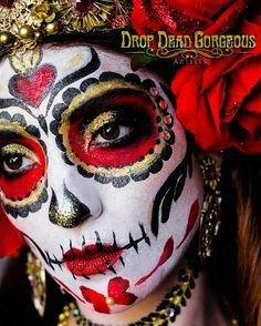 Artist :Erika Magallanes Drop Dead Gorgeous Artist