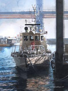 Masato Watanabe (watercolor painting)