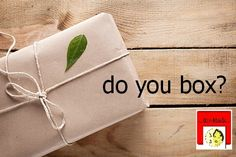 We want to know what you think about packaging odd-shaped items for an eco-friendly lifestyle. Share your smart ideas and be entered to win a $15 Bar-Maids gift certificate. Details and entry on our Facebook page lo-lo@bar-maids.