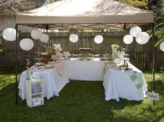 Image result for party ideas for old fashioned picnic or barbecue theme