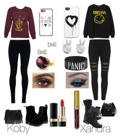 """""""Untitled #435"""" by oliviamarvel on Polyvore featuring Chicnova Fashion, NIKE, MICHAEL Michael Kors, Zero Gravity, Rock 'N Rose, Dr. Martens, White House Black Market, Casetify, Marc by Marc Jacobs and Dolce&Gabbana"""