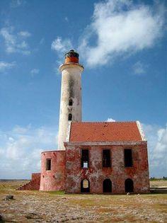 Klein Curacao #Lighthouse - #Curacao    http://dennisharper.lnf.com/
