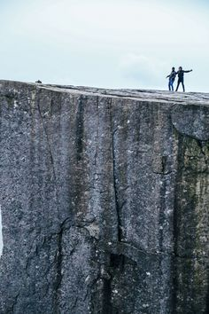 How To See The Lysefjord AND Get To The Very Edge Of Pulpit Rock In Norway! (48)