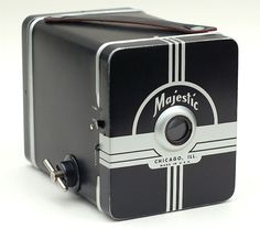 Majestic Box Camera