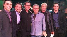 Jack, Eric, Mr. Turner, Michael, Alan, and Cory!!!