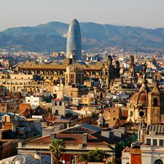 Barcelona is a great culinary destination.