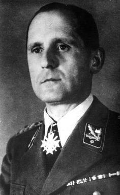 FILE - Undated b/w file picture of former German Gestapo head Heinrich Mueller. For decades there were alleged sightings of Mueller in Cuba,...