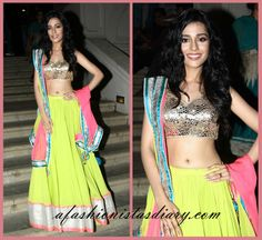 Amrita Rao for 'Ramp for Champs' by Smile Foundation to raise support for education of the girl child