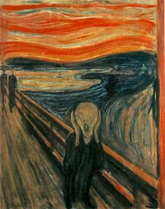 Resultado de imagem para expressionismo munch