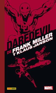 Colección Frank Miller. Daredevil de Frank Miller y Klaus Janson