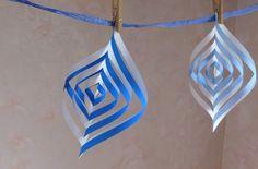 折り紙 〜季節の風物:七夕飾り〜 - えつこのマンマダイアリー
