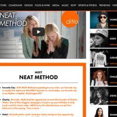 Ditlo Home Organizers, Neat Method