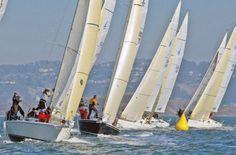 From last weekend's RegattaPRO - San Francisco Bay midwinters
