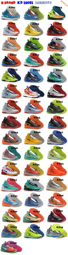 Free Shipping 2013 Kevin Durant Basketball Shoes KD5 KD V 5 For Men High Top Runing Shoes In US size 8 12 46colors-in Basketball Shoes from ...