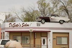 De Soto's Salon - Ash Fork