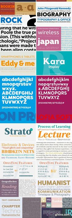 CM - The Professional Bundle 30 fonts 465694