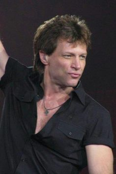 Jon Bon Jovi circa 1999 ❤....I told you I believe in love at first sight...