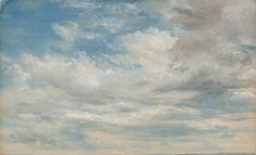 John Constable - Clouds