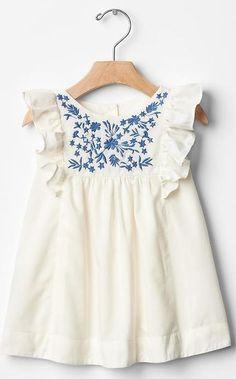 Beebay Pink Eyelet A-Line Dress - Infant, Toddler & Girls | zulily
