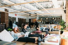 "WeWork, the $16 billion coworking platform that rents office space to startups, tech companies and freelancers, recently opened a new coworking campus in Williamsburg, Brooklyn. ""Situated smack in the center ... Read More"