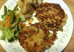 Chicken of the Sea Simple Salmon Cakes Recipe -  How are you today? How about making Chicken of the Sea Simple Salmon Cakes?