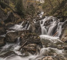 Tristaina river... by Marc Gonzalez on 500px