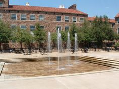 university of boulder fountain - Google Search