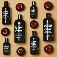 "50.8rb Suka, 229 Komentar - Lush Cosmetics North America (@lushcosmetics) di Instagram: ""Rain drop. Drop top. Tap on. Wash off. ☔️💦☔️#plumrainshowergel"""