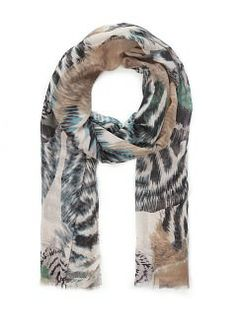 MANGO - Accessories - Foulards and Neck Scarves - Print lightweight scarf