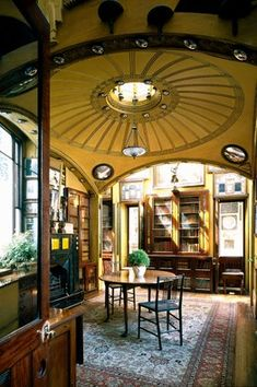 David Rockwell on Sir John Soane's Breakfast Parlor   My Favorite Room - WSJ.com