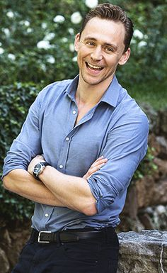 nerdtasticsarcasm: becausehiddles: [ 15/365 ] edits of Tom...