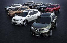 Nissan reinventa el SUV con el nuevo X-Trail Nissan Xtrail, Nissan Infiniti, Mercedes Benz Cars, Audi Cars, Frankfurt, Honda Cars For Sale, Honda Metropolitan, Mitsubishi Cars, Stars News