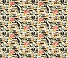 Make it Snappy! fabric by pennycandy on Spoonflower - custom fabric