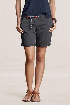 bermuda shorts. white t. | Fashion | Pinterest | Bermudas, The ...