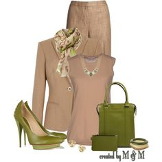"""""""~FRIDAY @ THE OFFICE~"""" by marion-fashionista-diva-miller on Polyvore"""