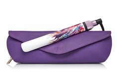 Review, Hairstyle Trend 2017, 2018: ghd Tropic Sky Platinum Styler Flat Iron