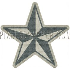 Air Force Star 02 by Marisa Lerin | Pixel Scrapper digital scrapbooking*