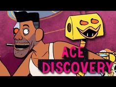 Teaser for Ace Discovery.