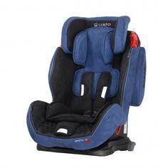 Accesorii bebelusi :: Scaune auto :: Scaune auto 9-36 kg :: Scaun auto SPORTIVO cu ISOFIX Blue Coletto