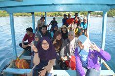 Make a trip to Sempu Island..