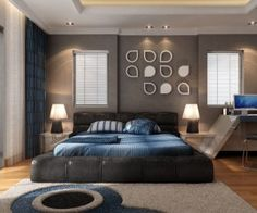 Cool Bedrooms for Clean and Simple Design Inspiration | Visit http://www.suomenlvis.fi/