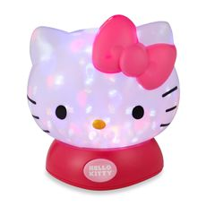 Hello Kitty Lantern Night Light - Bed Bath & Beyond. For A Co-Worker Who Has A Toddler. Cute!