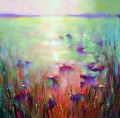 Morning by Donna Young. This really mesmerises me, I could look at it for hours.