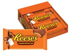 HOLIDAY REESE'S PEANUT BUTTER CUPS