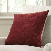 Found it at Birch Lane - Rochelle Cotton Pillow Cover, Brick
