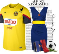 """This is something my hubby would like.""""CLUB AMERICA"""""""