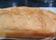 Αφράτο ψωμί συνταγή από Angeliki97 - Cookpad Bread, Food, Brot, Essen, Baking, Meals, Breads, Buns, Yemek