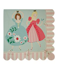 Take a look at this Pink I'm a Princess Napkin - Set of 40 by Meri Meri on #zulily today!