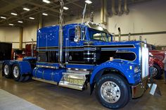 Photo: The Great American Trucking Show 2011. Dallas, Texas.